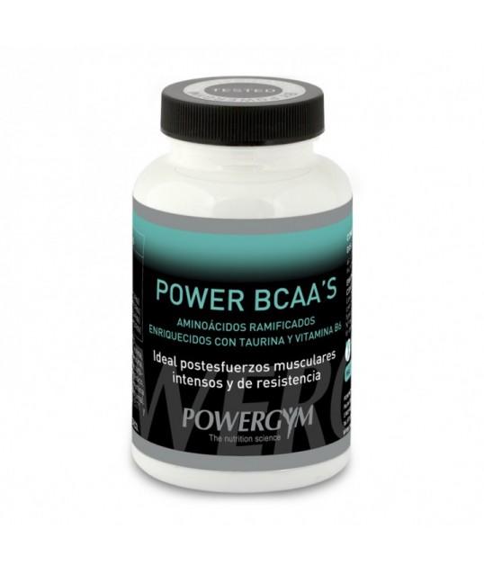 POWER BCAA'S CÁPSULAS
