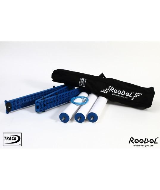 Rodillo Roodol Track blue